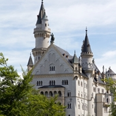Neuschwanstein Castle, King Ludwig