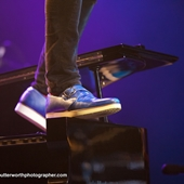 Jamie Cullum - Pleasant Valley Stage, Cornbury Festival 2016