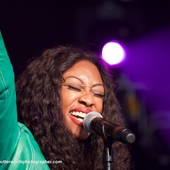 STAXS and Beverley Knight - Songbird Stage, Cornbury Festival 2016