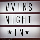 Vins Night In - The Hospital Club