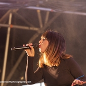 Foxes, Main Stage - The Big Feastival 2016