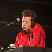 Mark Ronson, DJ Set, Main Stage - The Big Feastival 2016