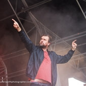 Reverend and the Makers, Main Stage - The Big Feastival 2016