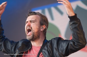 Reverend and the Makers - The Big Feastival