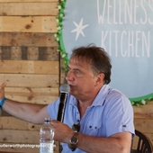 Raymond Blanc, NEFF Big Kitchen - The Big Feastival 2016