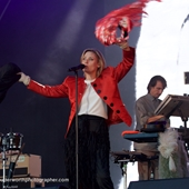 Róisín Murphy, Main Stage - The Big Feastival 2016