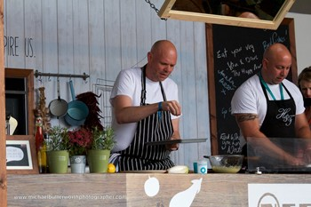 Tom Kerridge - The Big Feastival