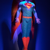 The Art of the Brick - DC Super Heroes