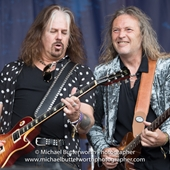 Cats In Space at Fairports Cropredy Convention