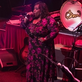 Ruby Turner - Jools Holland and His Rhythm and Blues Orchestra at The New Theatre, Oxford