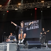 Holy Moly & The Crackers - Cornbury Festival