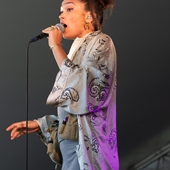 Joy Crookes - Cornbury Festival